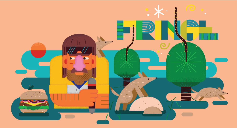 Kwinana Fringe Illustration