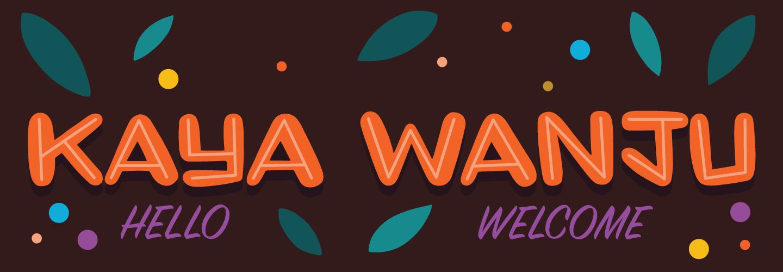 Kaya Wanju - Digital Artwork